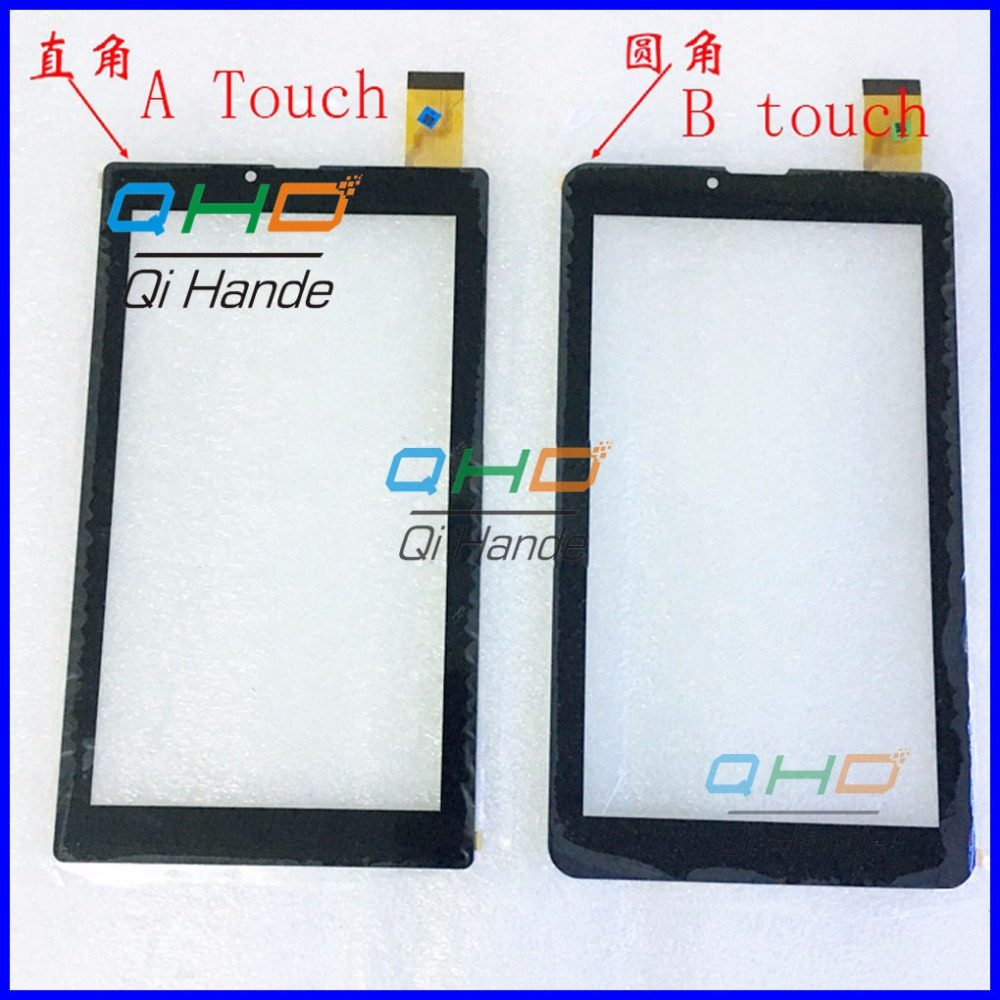 1pcs/2pcs New For 7'' inch Capacitve Touch Screen Digitizer F07 P031FN10869A VER.00 Tablet PC Handwritten Digitizer 19 inch infrared multi touch screen overlay kit 2 points 19 ir touch frame