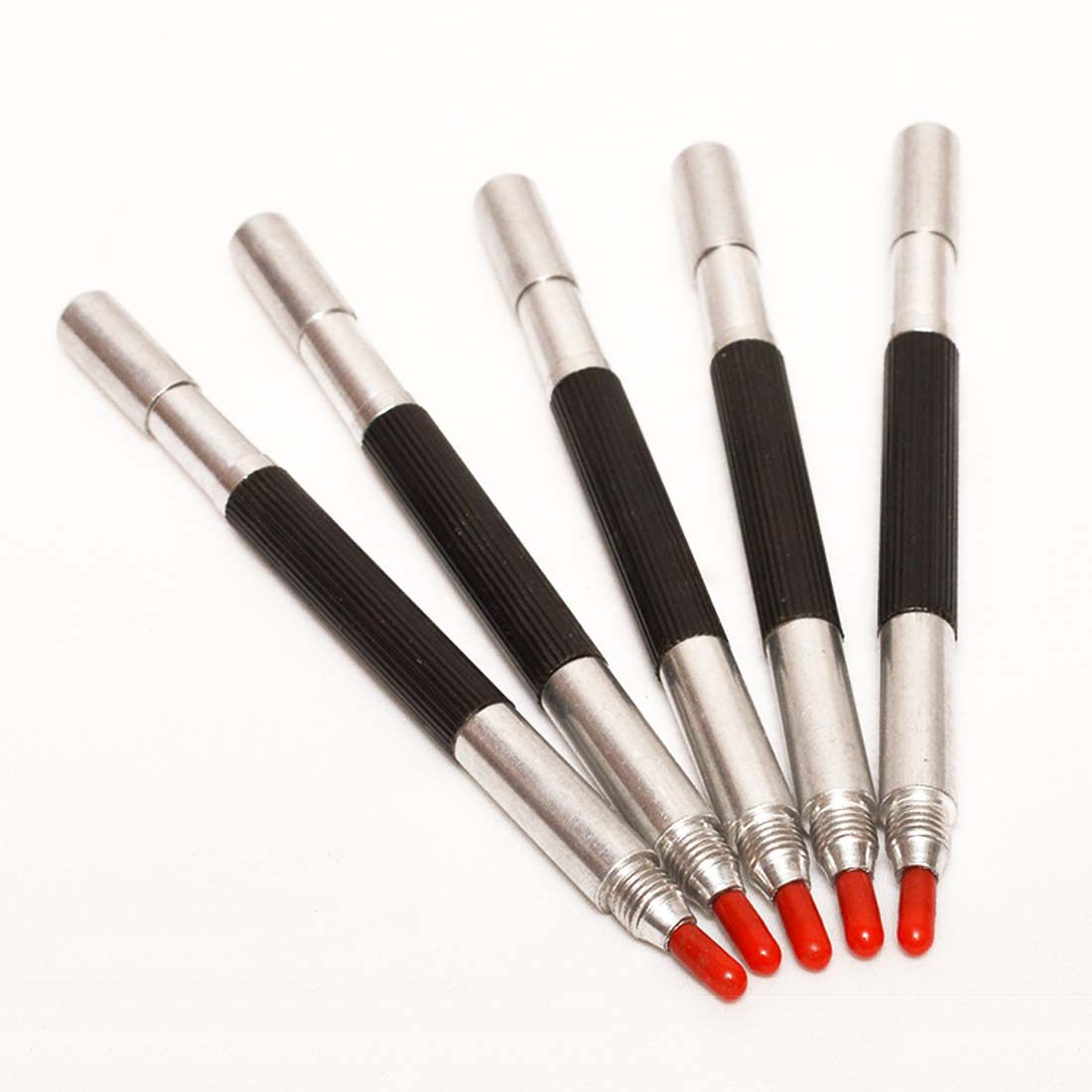 Double Head Glass Tile Cutter Pen 130mm Carbide Scriber Hard Metal Tile Cutting Machine Lettering Pen Glass Knife