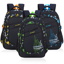 2019 new children school bags for teenagers boys girls big capacity school backpack waterproof satchel kids book bag Orthopedic недорого