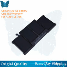 "GIAUSA A1496 Battery For Apple Macbook Air 13"" inch A1466 battery 2013 Early 2014 2015 54.4Wh 7.6V"