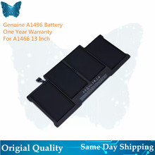 GIAUSA A1496 Battery For Apple Macbook Air 13″ inch A1466 battery 2013 Early 2014 2015 54.4Wh 7.6V