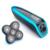 Máquina de Afeitar eléctrica Recargable Afeitadora 5D IPX7 Waterprof Mens 5 Máquina de Afeitar Cuchilla de Afeitar La Cabeza Afeitadora Cuidado de La Cara RQ5580