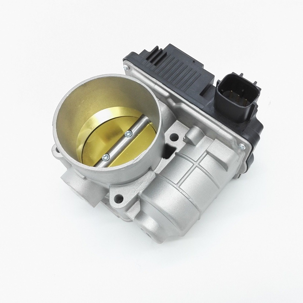 60mm Fuel Injection Throttle Body For 2002-2006 Nissan Altima Sentra 2.5L QR25DE цена