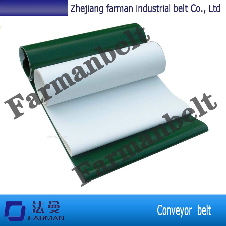 Agriculture/Industry/Food grade Rubber/PU/PVC Flat Conveyor Belt