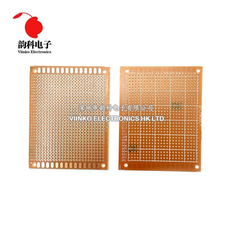 US $1 35 5Pcs 7x9cm 7*9 DIY Prototype Paper PCB Universal