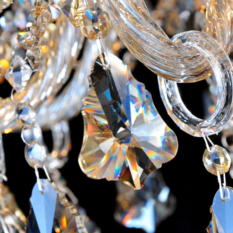 New Luxury led kristallleuchter K9 große kristallleuchter - Innenbeleuchtung - Foto 4