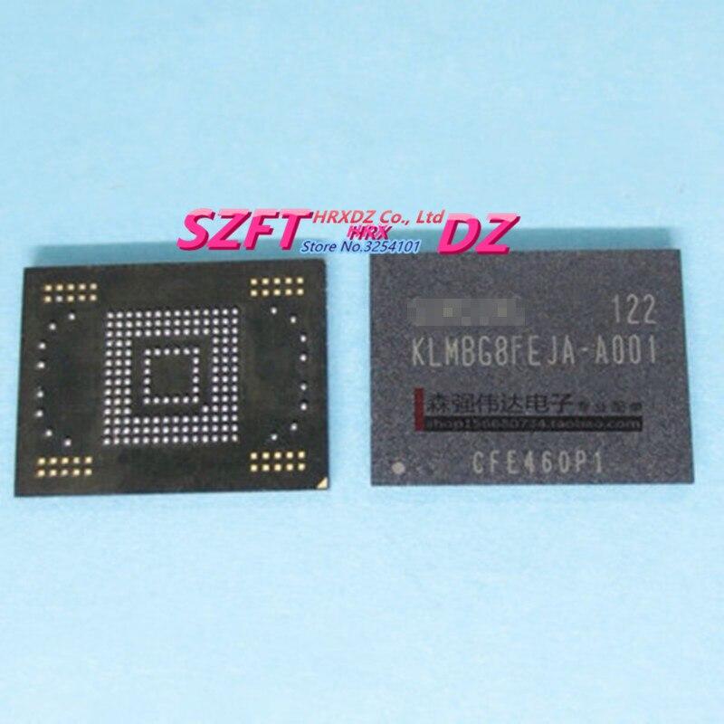 SZFTHRXDZ 100% new original KLMBG8FEJA-A001 BGA KLMBG8FEJA new original mpc8270vrmiba mpc8270 516 bga