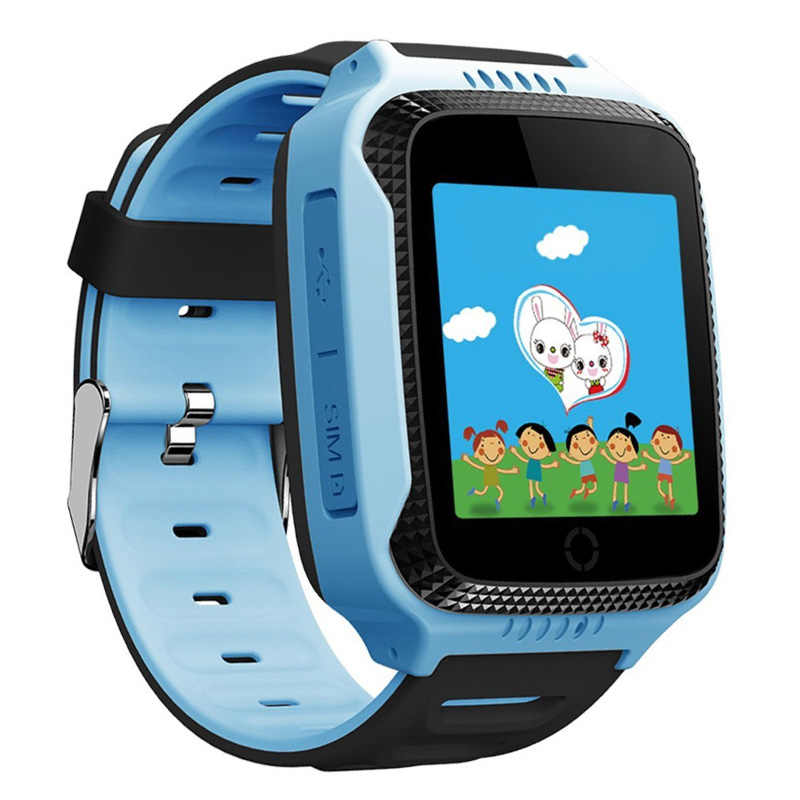 Q528 Y21 Kids Watch Camera Flashlight Touch Screen SOS Call Location Baby Clock Children Smart Watches GPS Tracker SmartWatch
