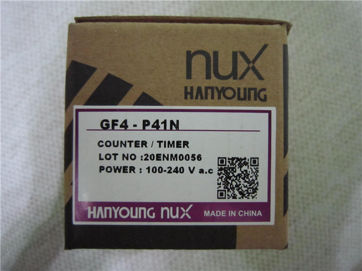 ONE NEW HANYOUNG NUX GF7-P41E