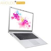 15,6 дюймов 8 Гб оперативная память + 720 SSD Intel Apollo Lake J3455 4 ядра CPU Windows 10 Pro 1920x1080 P FHD тетрадь ноутбук