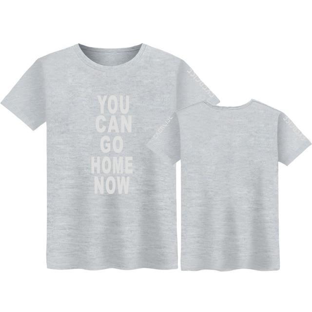 10904f9966a SMZY You Can Go Home Now T-shirt Men Summer Fashion Crewneck Tshirt Men  Cotton Pop Soft Funny Tshirt Men Comfortable Tee Shirts
