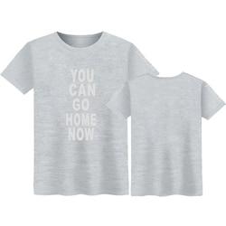 SMZY możesz iść do domu teraz koszulka męska lato moda okrągłe wycięcie pod szyją Tshirt mężczyźni bawełna Pop miękkie śmieszne Tshirt mężczyźni wygodne koszulki z krótkim rękawem 1