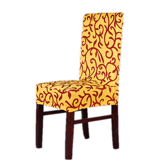 sure fit patio furniture covers. Yellow And Brown Sure Fit Soft Stretch Spandex Pattern Chair Covers For  Kitchen Short Dining Sure Fit Patio Furniture Covers E