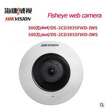 cctv video surveillance security ip camera hikvision poe outdoor infrared 8mp hd cam WDR home protection system(China)