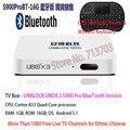IPTV DESBLOQUEAR UBOX3 Gen.3 S900 ProBT Versão Bluetooth/8 GB Inteligente Caixa de TV Android> 1000 Canais de TELEVISÃO de ACESSO Livre Ao Vivo para os Chineses Étnicos