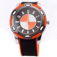 Hot Sale Wholesale Casual Watch Sports Wrist Watch Leisure Silicone Band Quartz Wrist Watch For Men