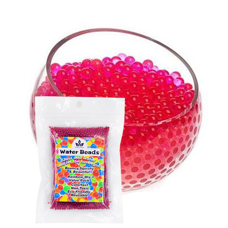 Party Favors Water Beads Mud Grow Jewels Treasure Chest Pirate Party