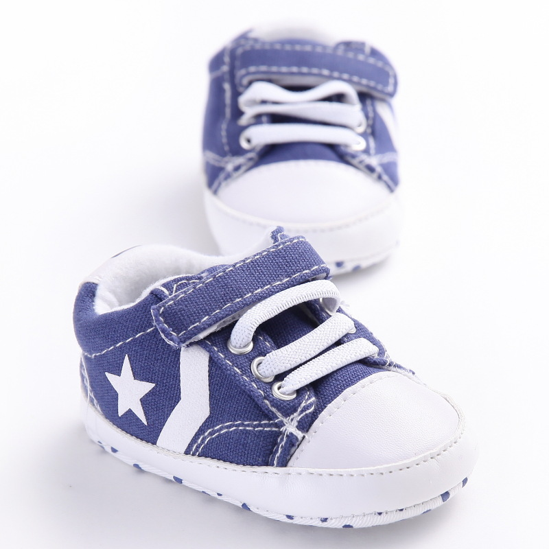 New Baby Shoes Branded First Walkers Inf