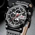 NAVIFORCE Mode Chronograaf Sport Heren Horloges Topmerk Luxe Quartz Horloge Reloj Hombre Klok Mannelijke uur relogio Masculino