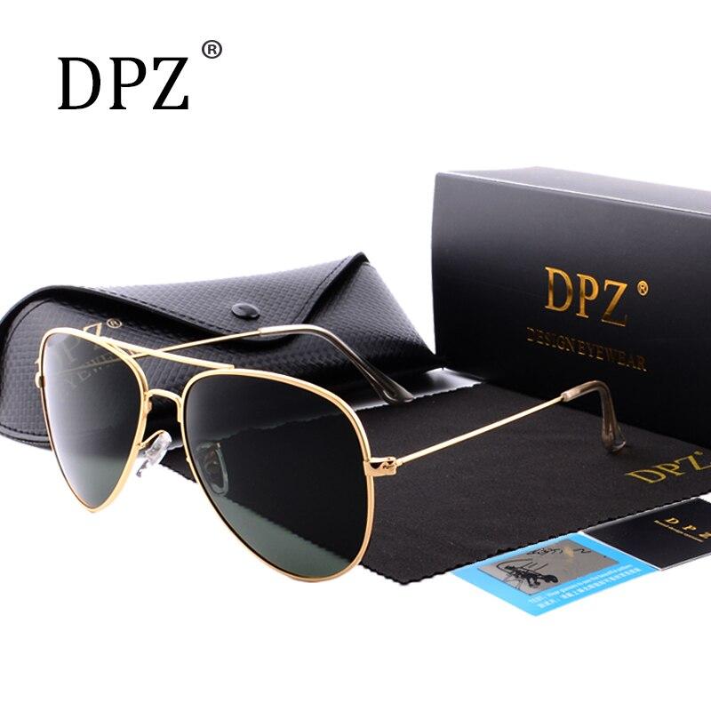 2018 Hot Classic Polarized Sunglasses women men's rayeds 60mm HD Lens Driving Sun Glasses UV400 Gafas 3026