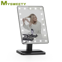 Vanity Screen Cosmetic Touch