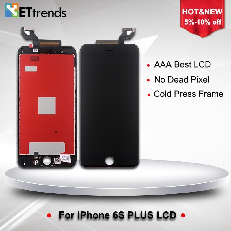 ФОТО 10PCS/LOT Top quality LCD Screen for iPhone 6S Plus 5.5