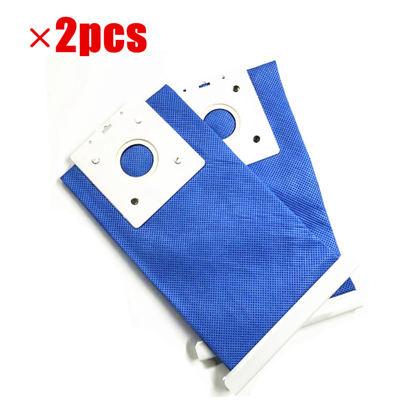 2PCS High quality Replacement Part Non-Woven Fabric BAG DJ69-00420B For Samsung Vacuum Cleaner dust bag Long Term Filter Bag 100 pieces lot vacuum cleaner long term dustbag non woven bag for samsung sc 4130 fabric bag dj69 00420b
