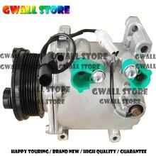 New Auto AC Compressor for MITSUBISHI OUTLANDER 2.4L 2003 4G69 AKC200A552M G.W.-MSC105-6PK-95