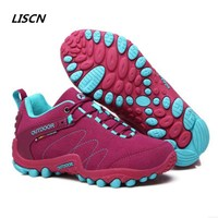 New Trend 2018 Women Outdoor Casual shoes Brand fashion Sneakers woman non slip air damping tenis feminino Size 35 44