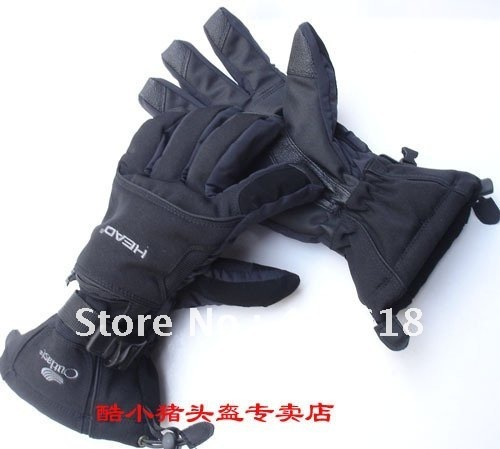 Austria Hyde HEAD thicker gloves, waterproof warm