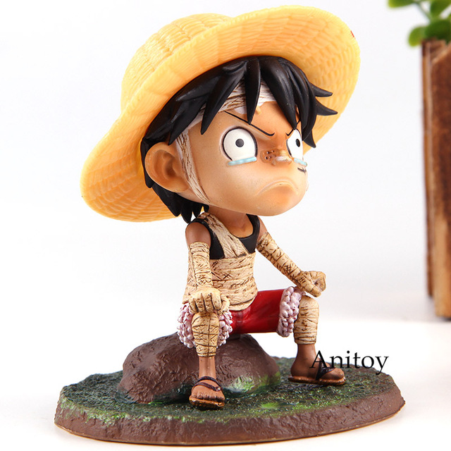 Monkey D Luffy One Piece Luffy Action Figure Kid PVC Collection Model Toys 096627b0e54