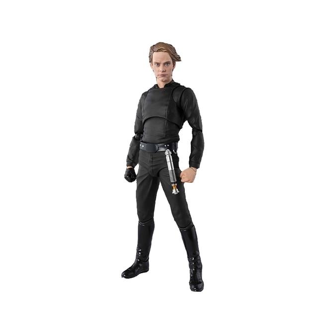 sanitgi star wars luke skywalker 15cm pvc action figure model toys