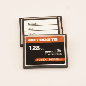 High Speed!!!  128GB CF Card  Memory Card Compact Flash Cards Compactflash 1066x UDMA7 160mb/s high quality black white flash cards early education card high contrast concentration training flash card for babies 0 6 months
