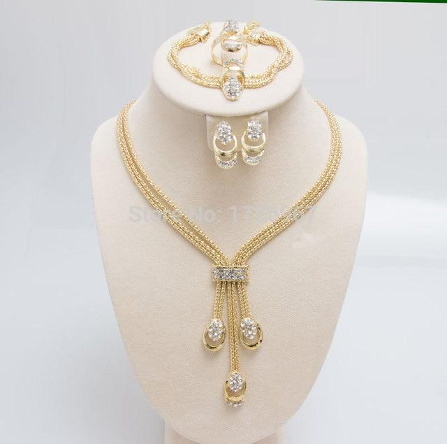 Latest Trendy Jewelry Set...