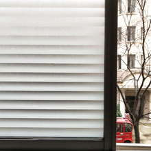 shades privacy window fim Non adhesive frosted static cling glass film,thicked stained opaque shutters 35.4 by 78.7 in