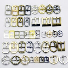 Free shipping 30pcs Mix Mini metal Buckle Metal Shoes bags Buckles Clips belt Buckles For doll clothes Bags Sewing Accessories