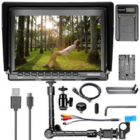 Neewer NW759 7 HD Camera Monitor Kit For Sony Canon Nikon Olympus Pentax Panasonic Screen Camera
