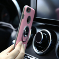 FLOVEME Case For iPhone 7 7 Plus Holder Stand Magnetic Suction Bracket Car Phone Stand Case For iPhone 7 7 Plus Hard PC Case