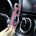 Floveme case para iphone 7 7 plus estande titular suporte de sucção magnética caso suporte do telefone do carro para o iphone 7 7 plus caso pc duro
