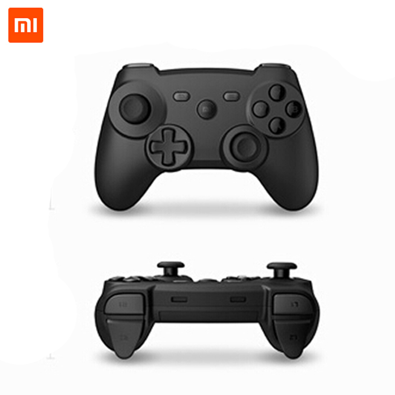 100% Original XiaoMi Wireless Bluetooth Game Handle Controller Remote Joystick GamePad For Smart TV PC,  Xiomi , Xaomi