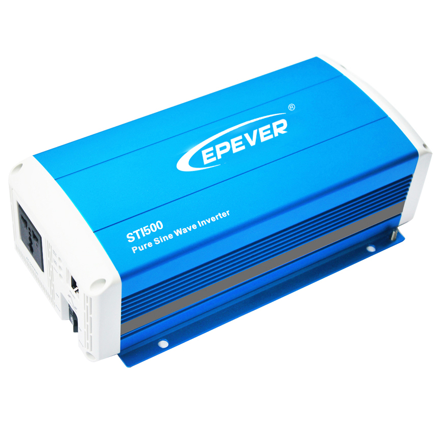 500W 500Watt STI500 12V 24V input  220V 230V Output Pure Sine Wave Inverter for solar home system Mobile APP micro inverters on grid tie with mppt function 600w home solar system dc22 50v input to ac output for countries standard use