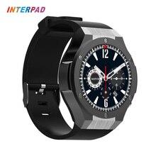 Interpad H2 GPS Smart Watch 3G Phone Clock 16GB ROM 1GB RAM Support APP Download With 5MP Camera Wifi Bluetooth 4.0 Smartwatch