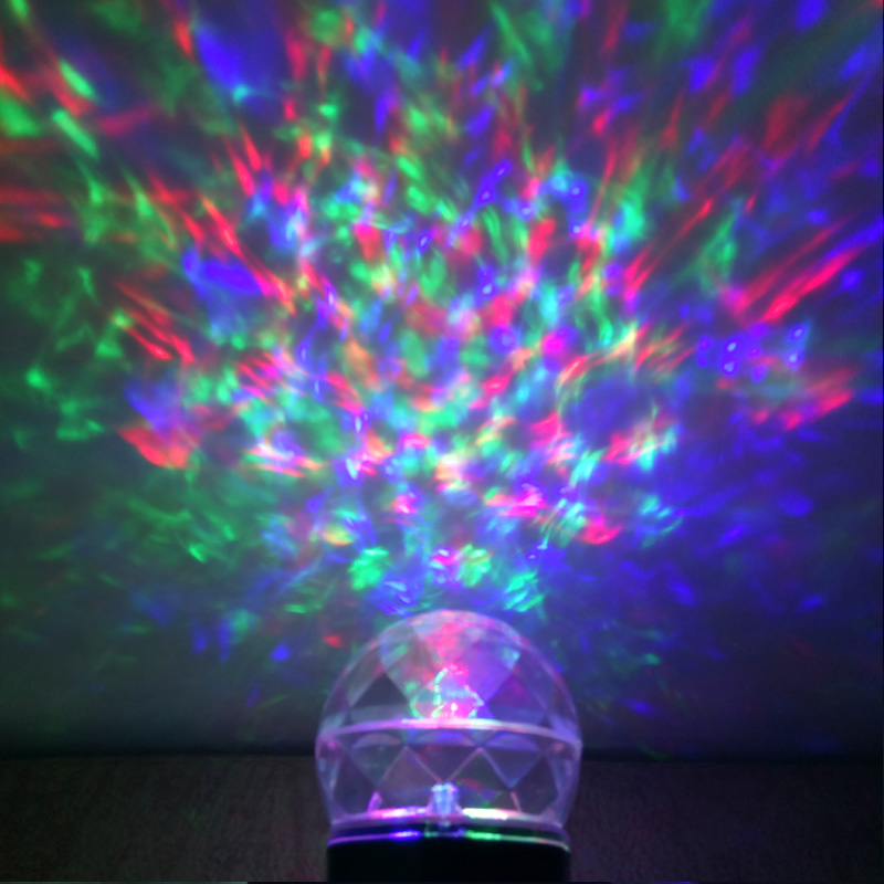 Ultra Bright Multi Color LED Projection Night Light Show ...