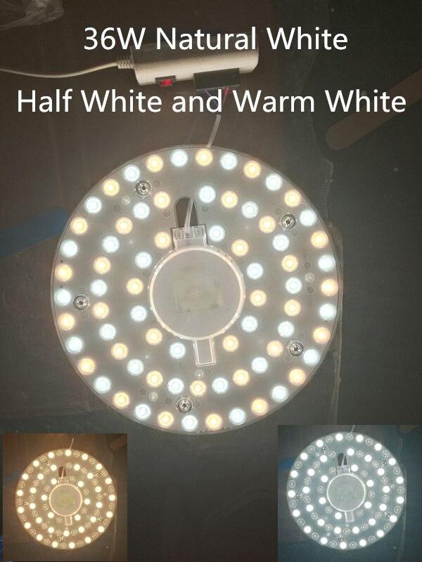 Módulos de Led iluminação da lâmpada do teto Largura : 230mm