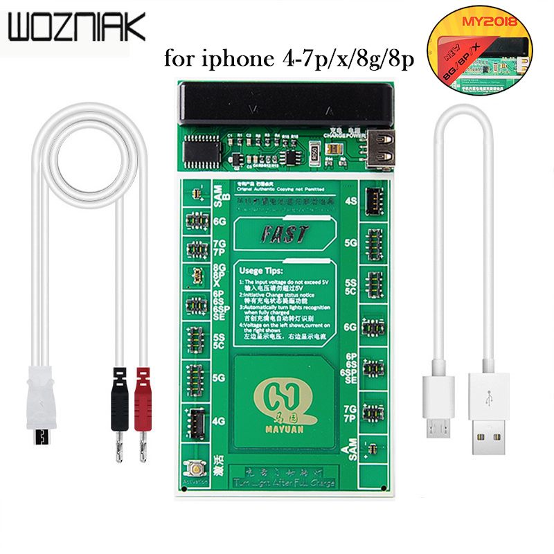SS 905A Battery power supply Boot activation test line for iPhone x ...