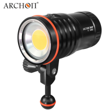 Archon DM60/WM66 COB LED 12000lm Diving Video Torch Light Underwater Photographing Lamp 18650 Rechargeable Battery купить недорого в Москве