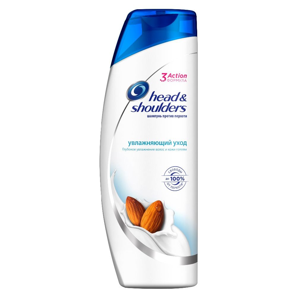 HEAD & SHOULDERS Shampoo for dandruff Moisturizing care 400ml