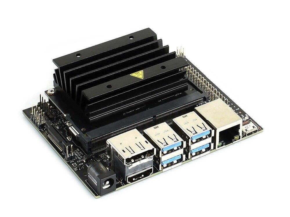 Image 2 - NVIDIA Jetson Nano Developer Kit Small AI Computer 128 core Maxwell GPU quad core ARM Cortex A57 CPU 4GB 64 bit LPDDR4-in Demo Board from Computer & Office