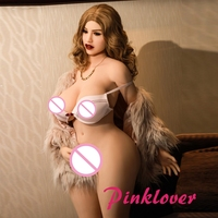 Pinklover 152cm big boobs Giant butts American oral anal vagina sex dolls for male lifelike full size silicone for men