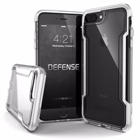 X Doria Defense Clear Case For IPhone 8 Plus 7 Plus Military Grade Drop Protection Clear